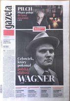 Gazeta Wyborcza 2014 - Hubert Wagner