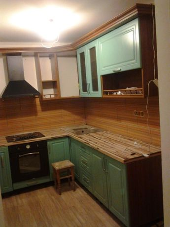 Кухня, барная стойка, винная стойка, стелажи Киев - изображение 3