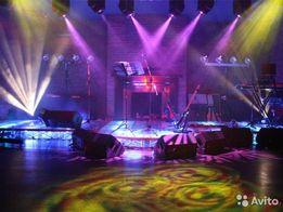 Звук + свет для всех типов мероприятий!