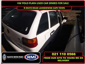 VW polo playa 1.4 stripping for used spares