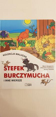 Stefek Burczymucha i inne wiersze Szubin - image 1