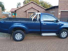 I am selling a 2007 Toyota Hilux.