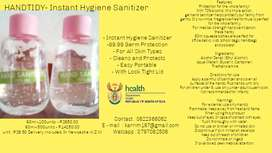Instant Hygiene Sanitizer 60ml