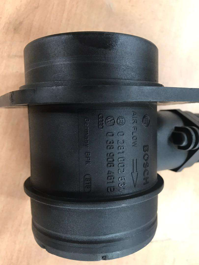 VW Polo 1.9 TDI airflow meter for sale 0