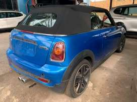 2010 Mini Cooper S Preface 6spd Manual Stripping For Spares