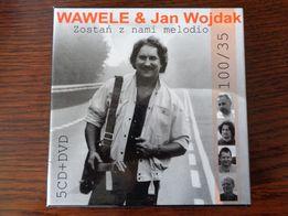 Jan Wojdak-Wawele 5CD+DVD