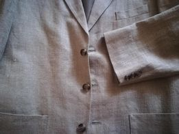 Пиджак мужской 100% лен пр-во Англия
