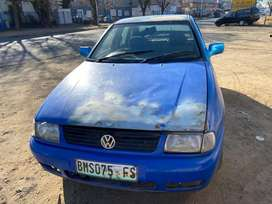VW POLO CLASSIC STRIPPING FOR SPARES