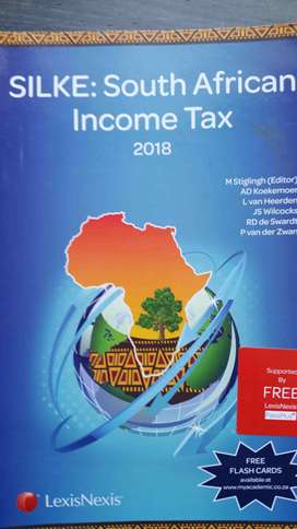 Silke: South African Income tax 2018 - BARGAIN!