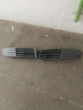 Volkswagen Polo sedan/hatchback foglamp covers for sale