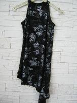 Sukienka tunika czarna okazja nowa tanio S M Zara Mango Mohito Orsay
