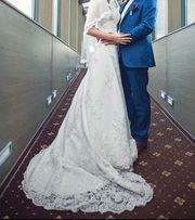 Продам свадебное платье в 1 экземпляре