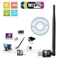 Скоростной USB WIFI 150M 802.11n мини Wi-fi адаптер с антенной