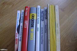 70 książek o różnej tematyce