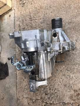 Vw up gearbox