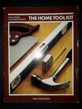 SMALL BOOK - The Home Tool Kit.
