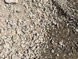 Tłuczeń betonowy, kruszywo 0-31,5