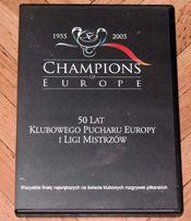 Sprzedam film DVD 50 lat Klubowego Pucharu Europy i Ligi Mistrzów