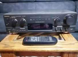 Technics Amp with Remote