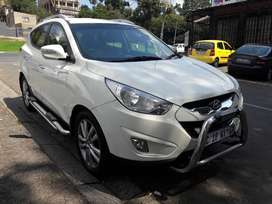 2013 MODEL HYUNDAI ix35 2.0 EXCUTIVE AUTOMATIC