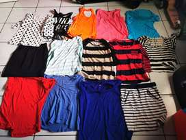 Women's clothing  size 8 bunch R600 for 44 items