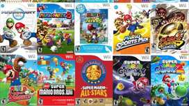 Looking FOR Wii games