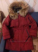 Продам новую зимнию куртку парку