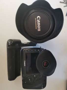 Canon 5DIV with extras