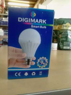 Smart digimark rechargeable globes
