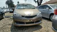 Clean newshape Toyota wish choice of 2010model.buy on hire-purchase 0