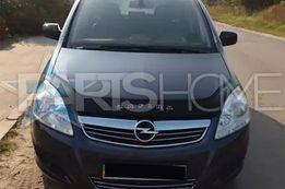 Мухобойка Дефлектор капота Opel Zafira B Новая. В наличии.