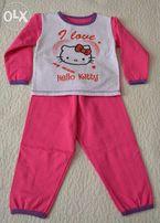 Пижама для девочки с Китти