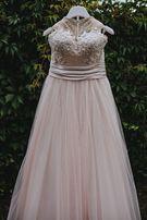 Suknia Ślubna Sweetheart 6169 + Welon koronkowy