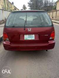 Cleanly used Honda Odyssey for sale 0
