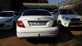 Mercedes Benz C250 CDi Automatic For Sale