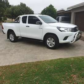 Toyota Hilux 2.4 GD-6 Extended Cab 4x2