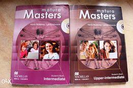 Matura Masters B2/C1, książki do języka angielskiego rozszerzonego