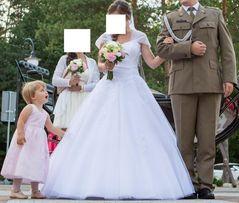 Suknia Ślubna Księżniczka, Litera A Wiola Piekut + GRATISY