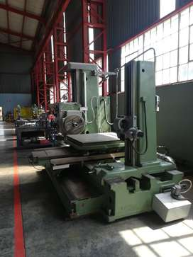 TOS 100 horisontal boring mill for sale