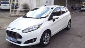 FORD FIESTA 1.6 IN EXCELLENT CONDITION  AUTOMATIC