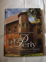 Książka album Perły architektury w Polsce