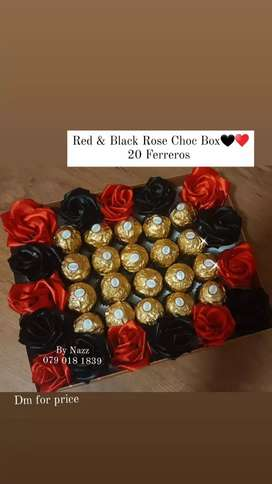 Valentines Day and Special Occasions gift box