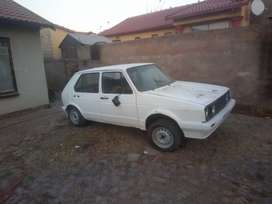Mk1 golf Uncompleted project 1300
