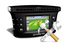 Ремонт GPS навигаторов Trimble, Claas, TeeJet, Роса, Leica, Outback...