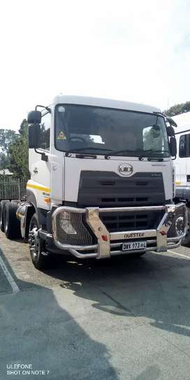 Nissan UD GWE QUESTER 420 for SALE