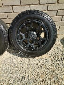 18 inch rims and tyres for sale
