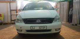 Kia Sedona 2.0 engine capacity
