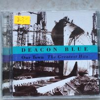 Deacon blue - our town - greatest hits