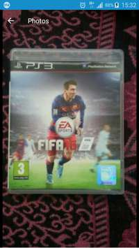 Image of Fifa 16 for ps3 in excellent condition