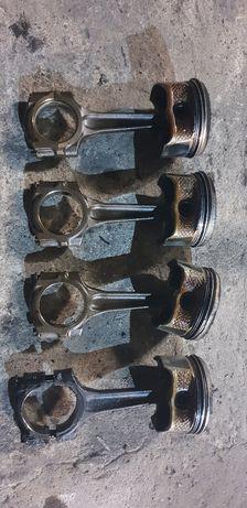 tlok korbowod peugeot 407 citroen c5 Zwoleń - image 1